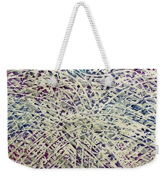 34-offspring While I Was On The Path To Perfection 34 Weekender Tote Bag