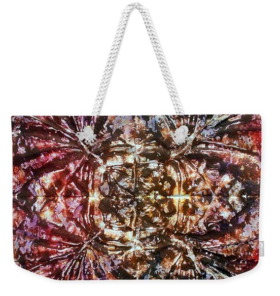 36-offspring While I Was On The Path To Perfection 36 Weekender Tote Bag