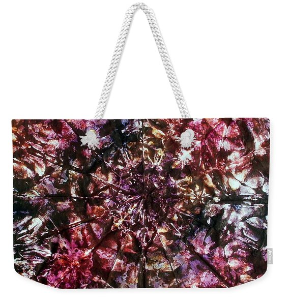 37-offspring While I Was On The Path To Perfection 37 Weekender Tote Bag