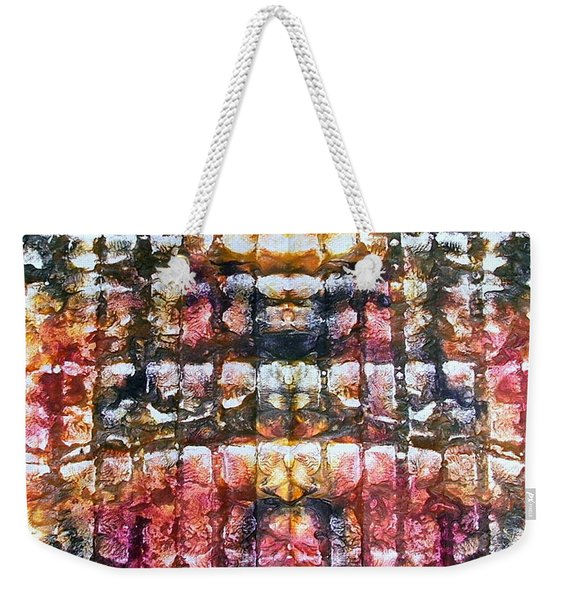 39-offspring While I Was On The Path To Perfection 39 Weekender Tote Bag