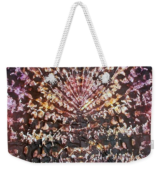 41-offspring While I Was On The Path To Perfection 41 Weekender Tote Bag
