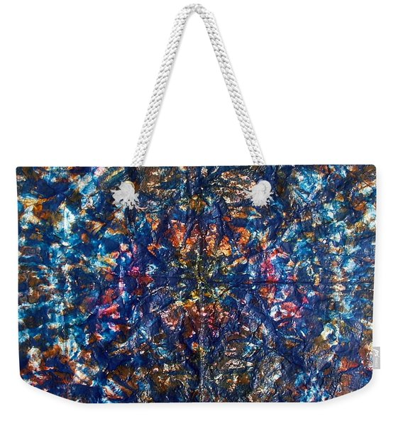 45-offspring While I Was On The Path To Perfection 45 Weekender Tote Bag