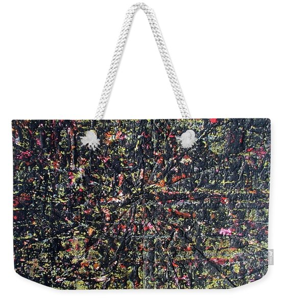 50-offspring While I Was On The Path To Perfection 50 Weekender Tote Bag