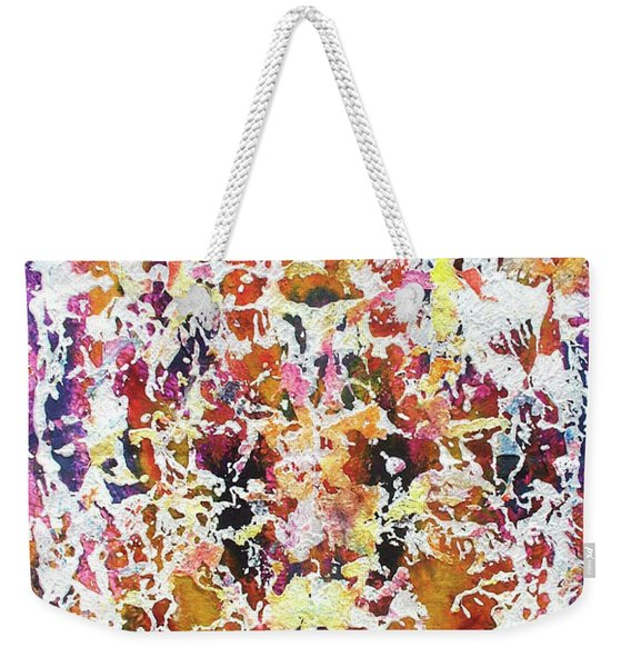6-offspring While I Was On The Path To Perfection 6 Weekender Tote Bag
