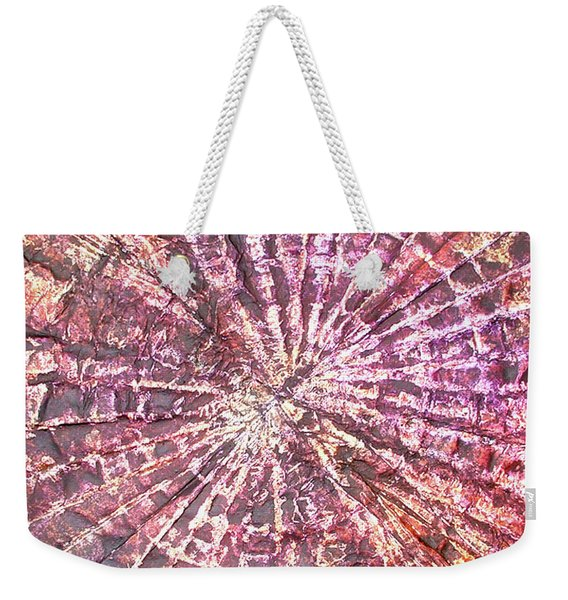 8-offspring While I Was On The Path To Perfection 8 Weekender Tote Bag