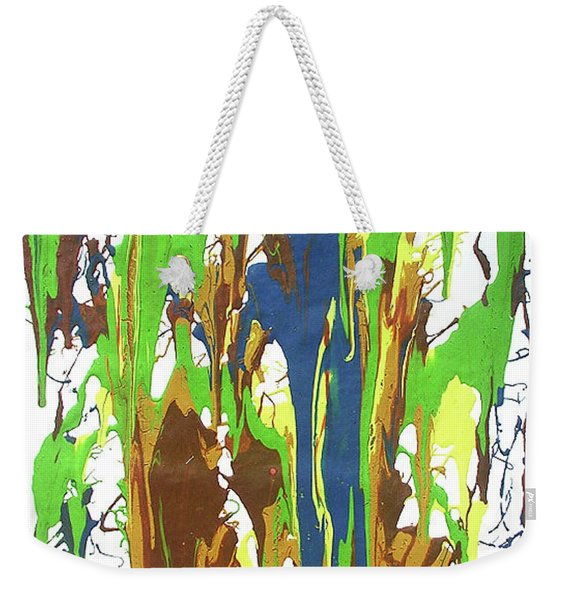 9-offspring While I Was On The Path To Perfection 9 Weekender Tote Bag