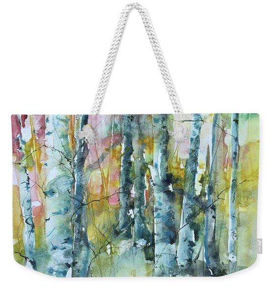 Oh Be Joyful Series  Weekender Tote Bag