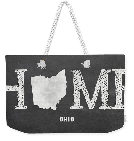 Oh Home Weekender Tote Bag