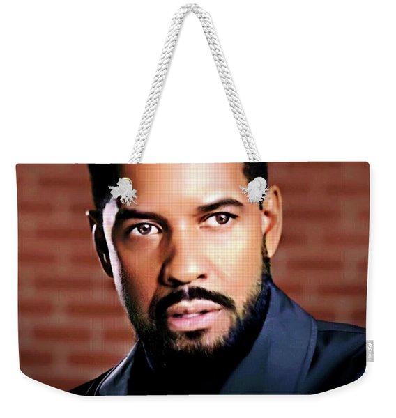 Oh, Lawd Denzel Weekender Tote Bag