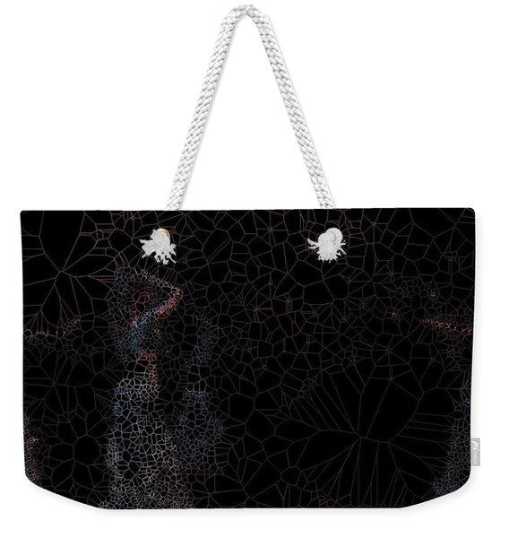 Oh My God Weekender Tote Bag