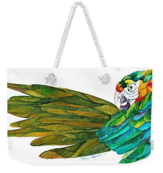 Oh Mya Weekender Tote Bag