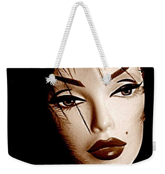 Oh What A Doll Weekender Tote Bag