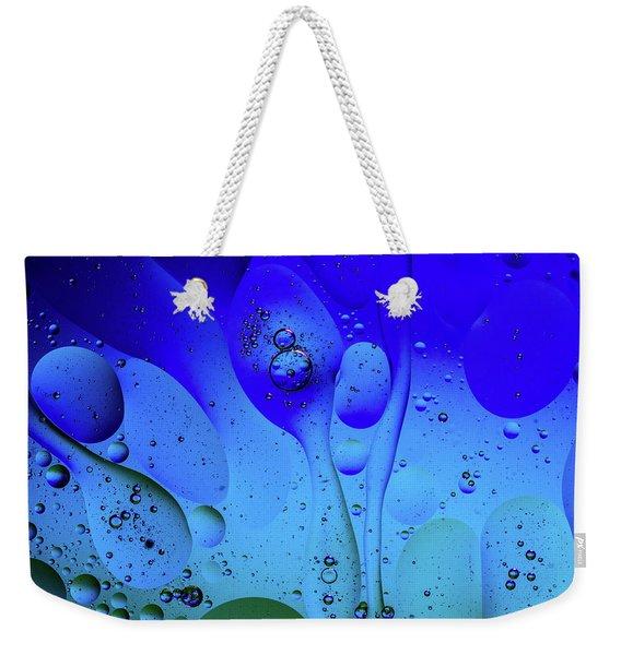 Oil And Water 12 Weekender Tote Bag