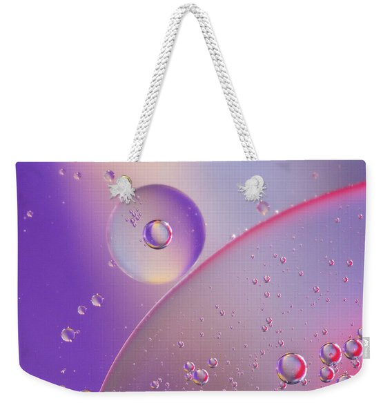 Oil And Water Weekender Tote Bag