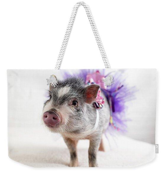 Oink Oink Weekender Tote Bag
