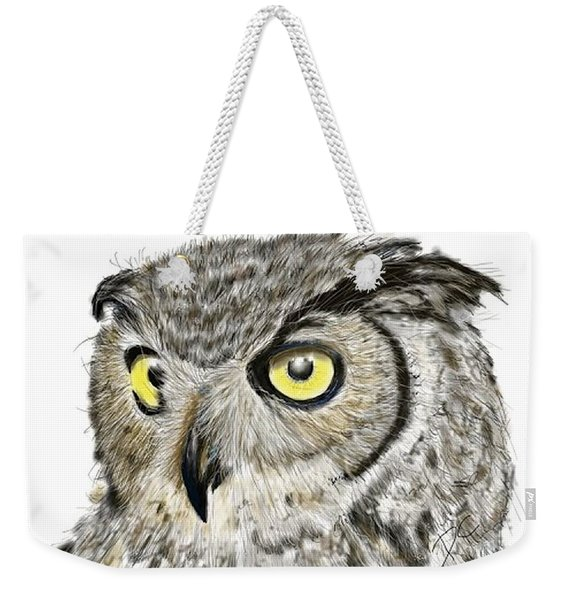 Old And Wise Weekender Tote Bag