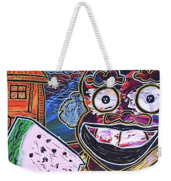 Old Boy Ben Weekender Tote Bag