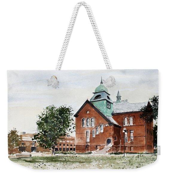 Oklahoma State University Old Central Weekender Tote Bag