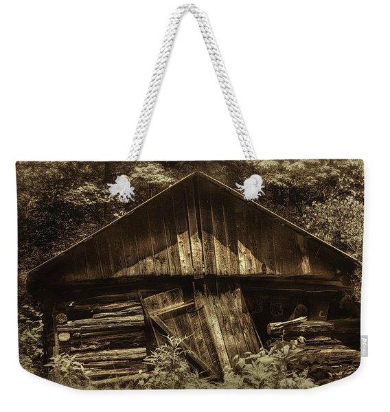 Old Days Gone By Weekender Tote Bag