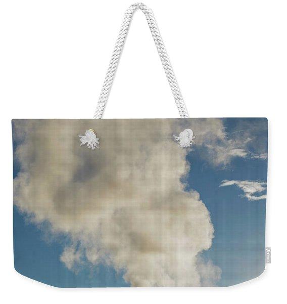 Old Faithfull Weekender Tote Bag