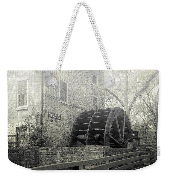 Old Graue Mill Weekender Tote Bag