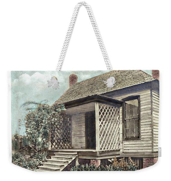 Old Homeplace Weekender Tote Bag