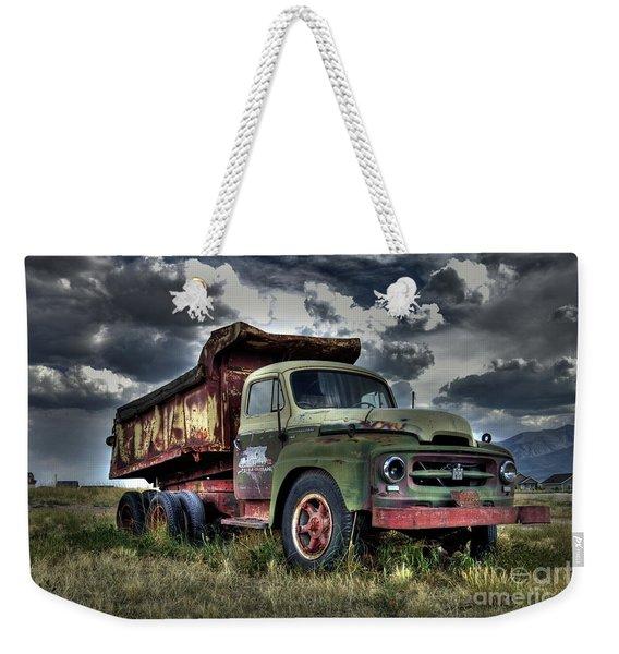 Old International #2 Weekender Tote Bag
