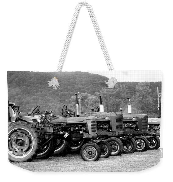 Old Iron Weekender Tote Bag