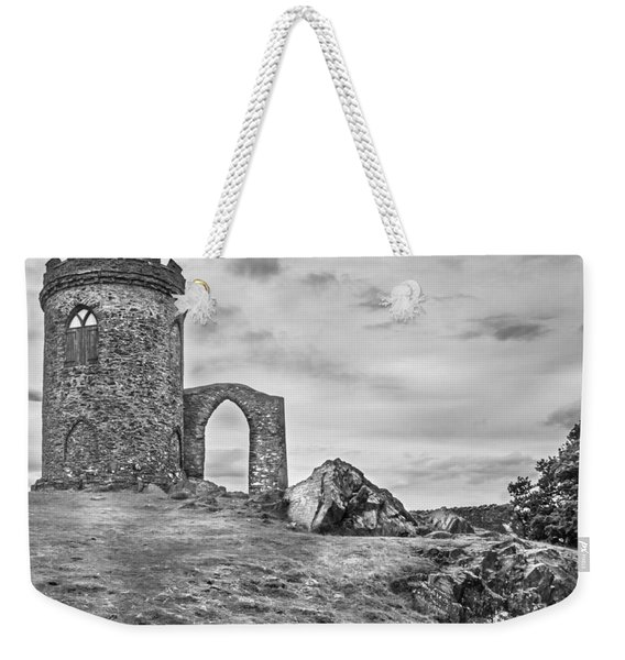 Weekender Tote Bag featuring the photograph Old John Folly by Nick Bywater