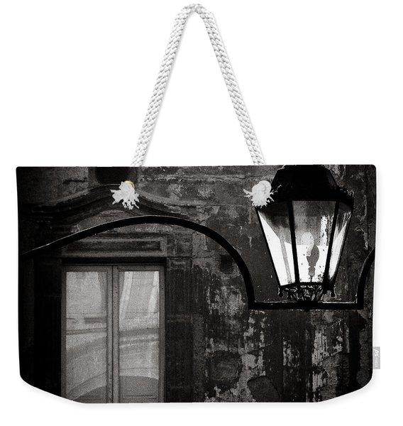 Old Lamp Weekender Tote Bag