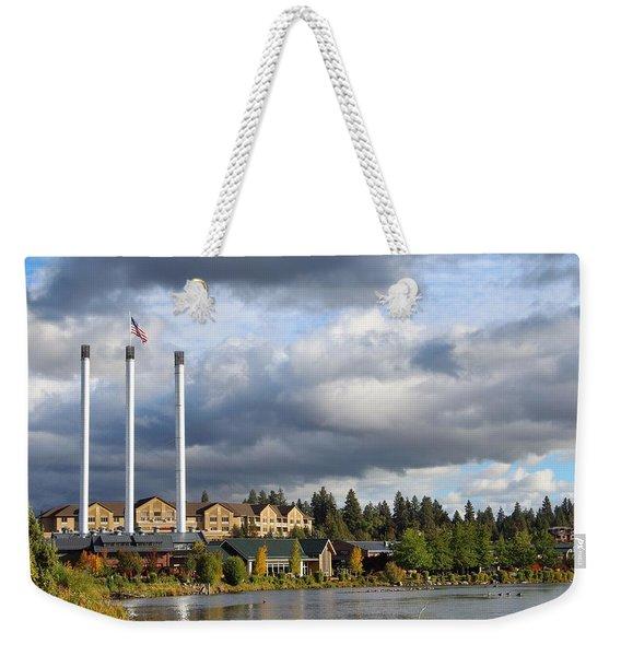 Old Mill District Weekender Tote Bag
