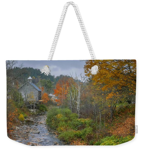 Old Mill New England Weekender Tote Bag