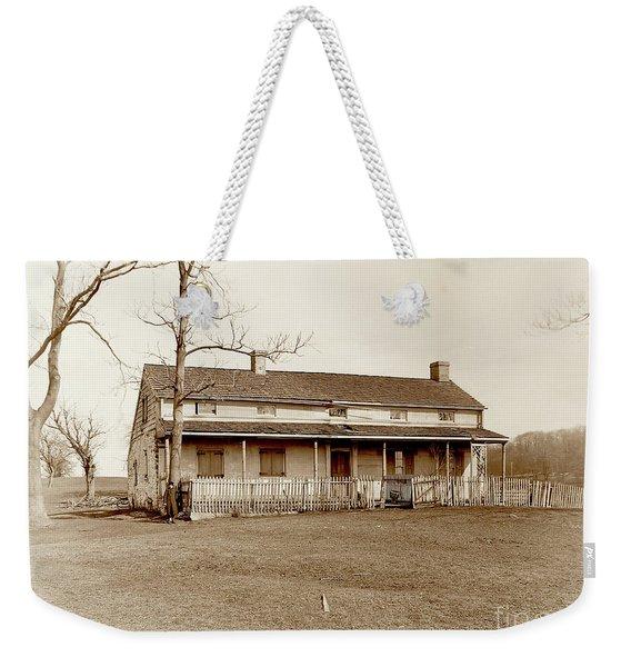 Old Nagle Homestead Weekender Tote Bag