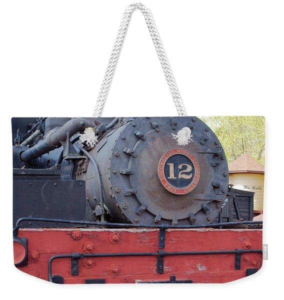 Old Number Twelve Weekender Tote Bag