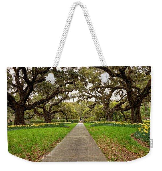 Old Oaks Weekender Tote Bag