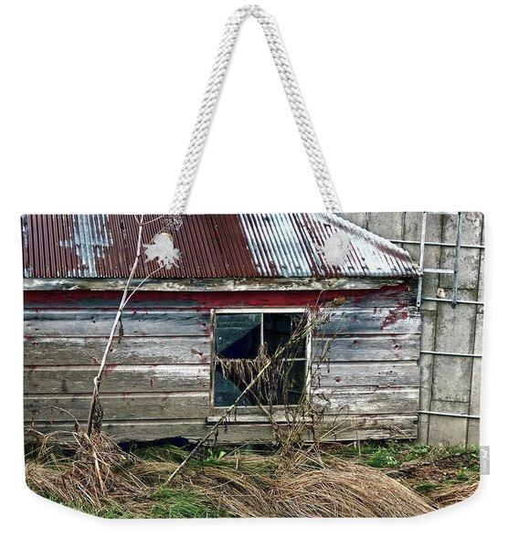 Old Pump House Weekender Tote Bag