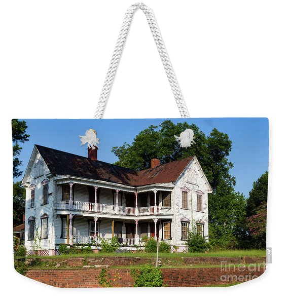 Old Shull Mansion Weekender Tote Bag