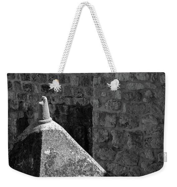 Old Town Walls Weekender Tote Bag