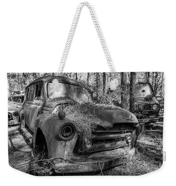 old truck_MG_4220 Weekender Tote Bag