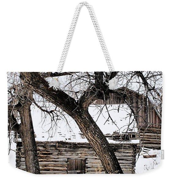 Old Ulm Barn Weekender Tote Bag