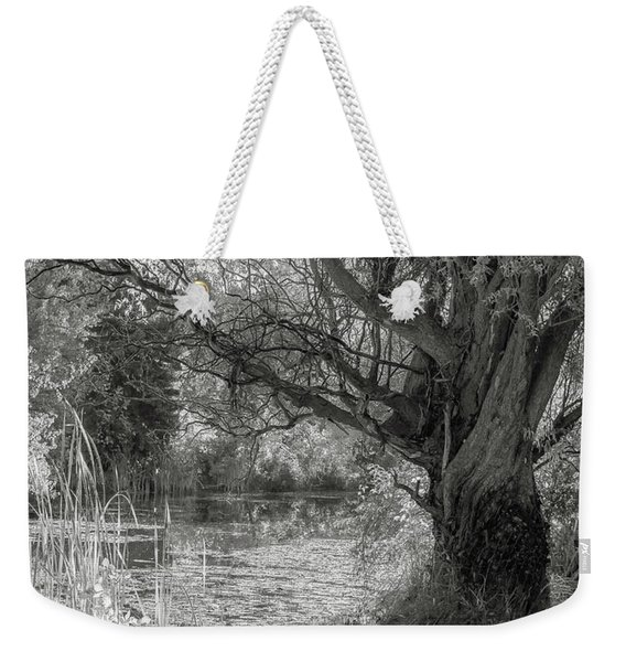 Old Willow Weekender Tote Bag
