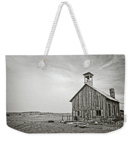 Old Wooden Church Weekender Tote Bag