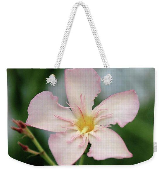 Oleander Agnes Campbell  Weekender Tote Bag