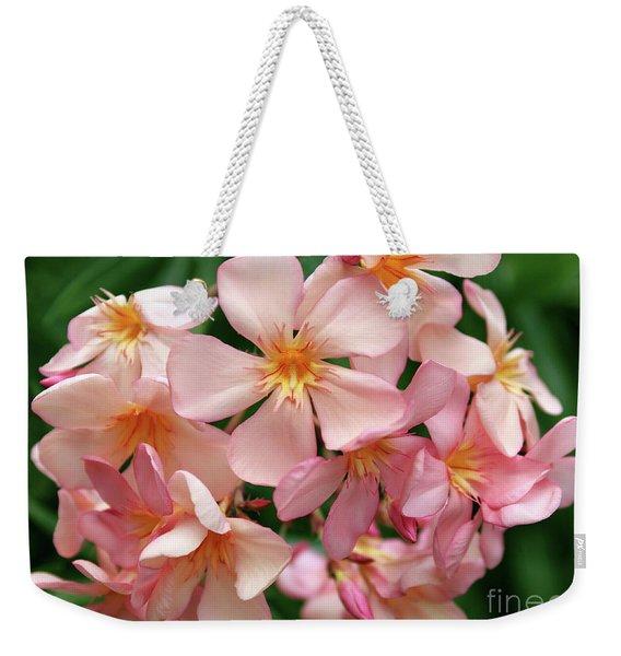 Oleander Dr. Ragioneri 3 Weekender Tote Bag