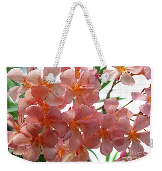 Oleander Dr. Ragioneri 4 Weekender Tote Bag