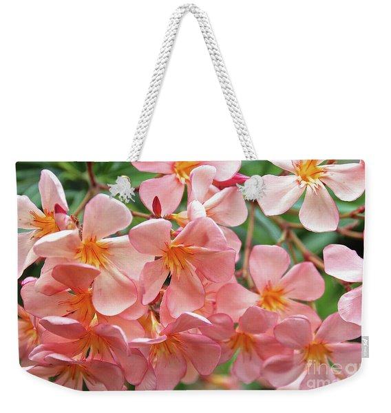 Oleander Dr. Ragioneri 5 Weekender Tote Bag