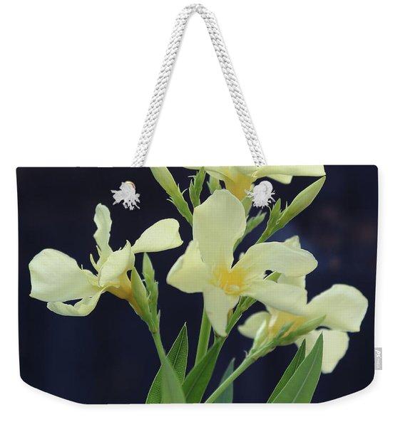 Oleander Marie Gambetta 2 Weekender Tote Bag