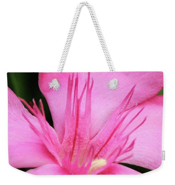 Oleander Professor Parlatore 3 Weekender Tote Bag
