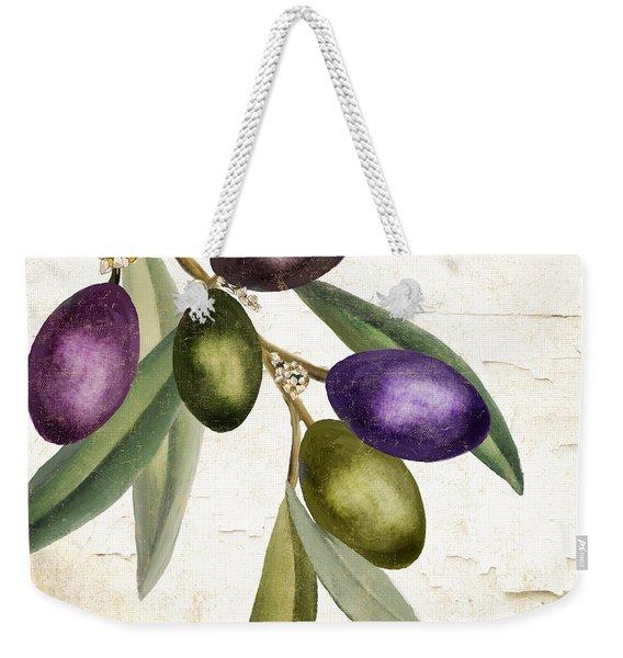 Olive Branch IIi Weekender Tote Bag