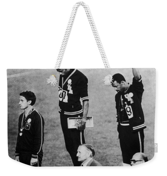 Olympic Games, 1968 Weekender Tote Bag